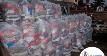 KIT MERENDA ESCOLAR. Mais de 4.419 Kits foram distribuídos na rede de ensino municipal.
